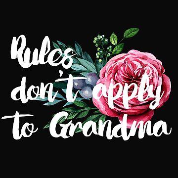 Grandma by 2djazz