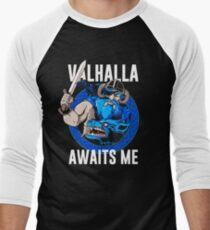 TGIW Men's Baseball ¾ T-Shirt