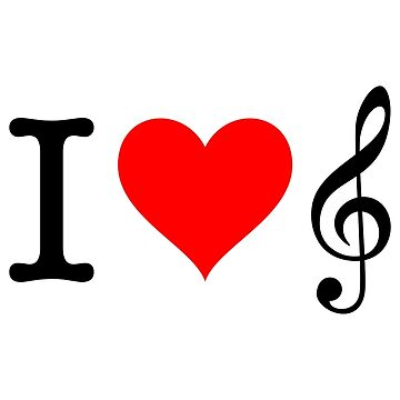 I Love Music by fourretout