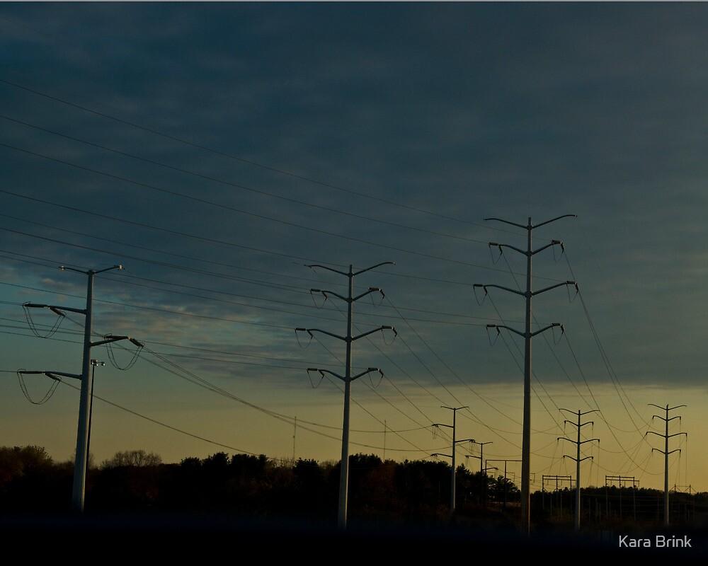 high wire 2 by Kara Brink