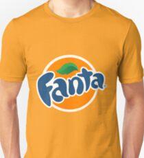 Camiseta ajustada Logo naranja original de Fanta