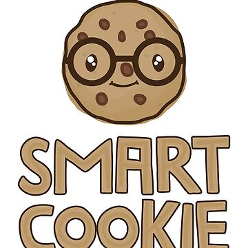 Smart Cookie T-Shirt - Funny Matching Family Shirts by noirty
