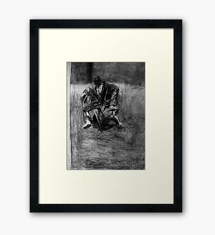 Vaughn Framed Print