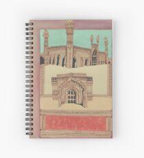 Enter - The Qalam Series Spiral Notebook