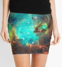 Galaxy / Seahorse / Large Magellanic Cloud / Tarantula Nebula Mini Skirt