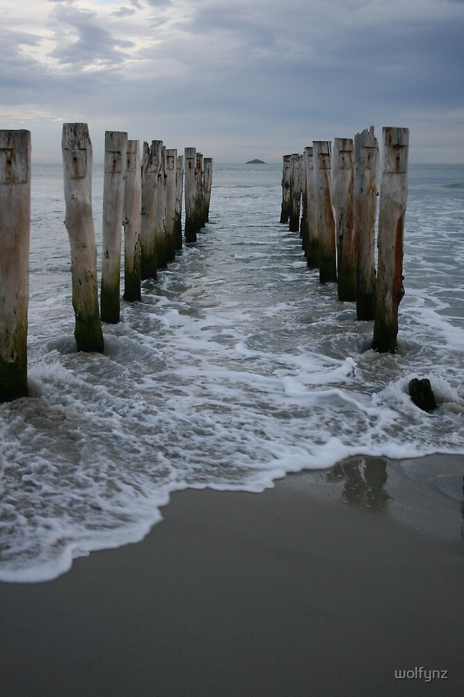 White Island Tide - New Zealand by wolfynz