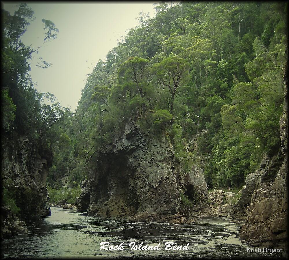 Rock Island Bend by Kristi Bryant