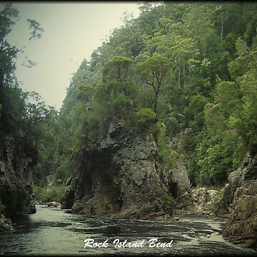 Rock Island Bend by LongStories