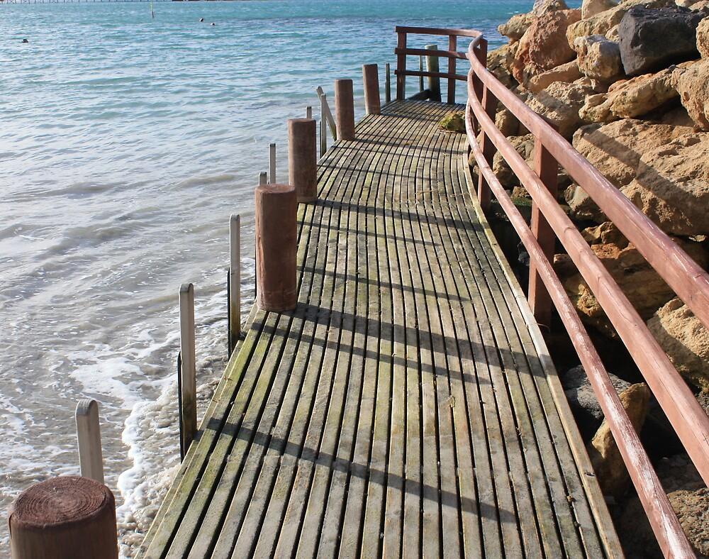 Boardwalk by Bill  Cull