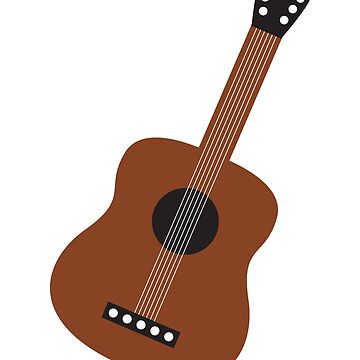 guitar by Pferdefreundin