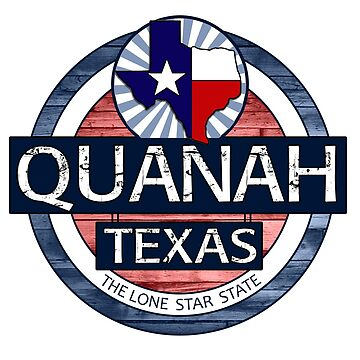 Quanah Texas rustic wood circle by artisticattitud