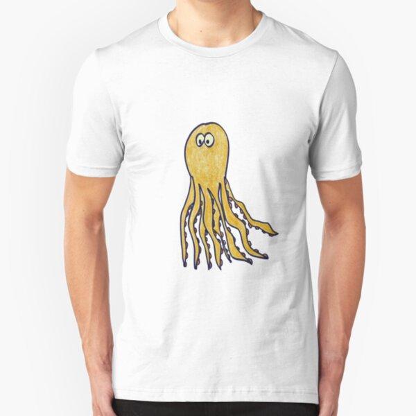 Octopus Slim Fit T-Shirt