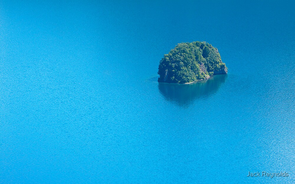 Lake Mashu by Jack Reynolds