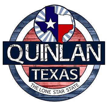 Quinlan Texas rustic wood circle by artisticattitud