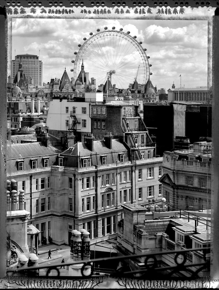 London eye by violetstar