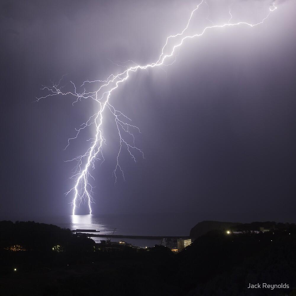 Storm at Utoro by Jack Reynolds