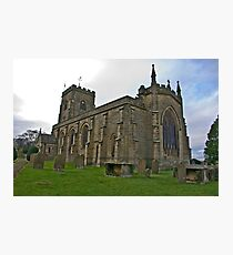 The Church East Witton. Photographic Print