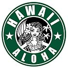 Hawaii Aloha Coffee by Kaaawasaki