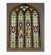 Window #1 East Witton Church Photographic Print