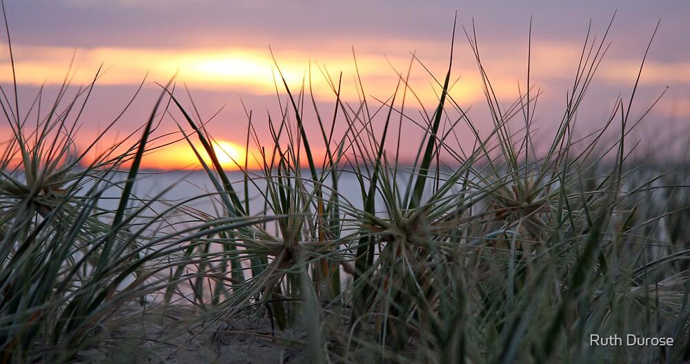 Sunset - Port Melbourne by Ruth Durose