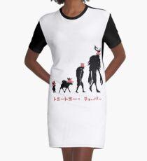 Chopper Evolution Graphic T-Shirt Dress
