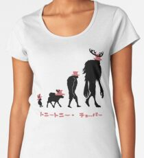 Chopper Evolution Women's Premium T-Shirt