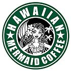 Hawaiian Mermaid Coffee by Kaaawasaki