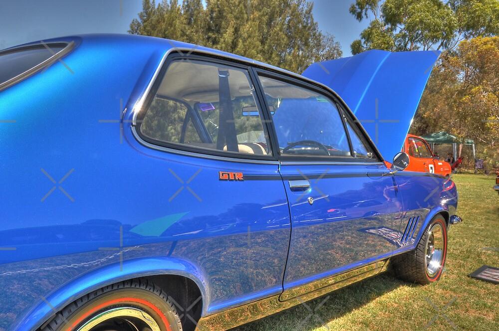 Blue LC GTR Torana by Clintpix