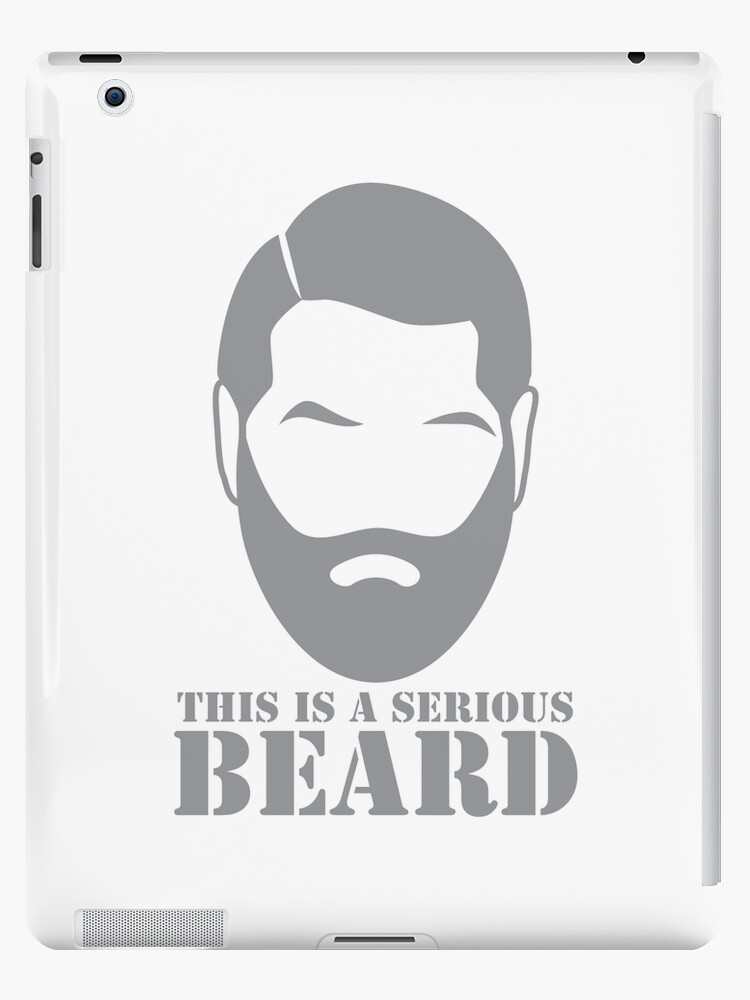 This is a SERIOUS BEARD with man unshaven by jazzydevil