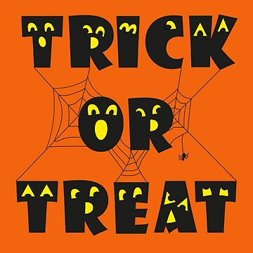 Halloween Trick or Treat Call by patjila by patjila