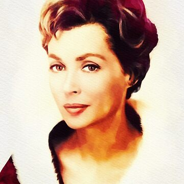 Lilli Palmer, Vintage Actress by SerpentFilms