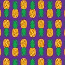 Pineapples by Charley Zollinger
