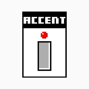 8Bit TB-303 Accent Pixel by fuxi