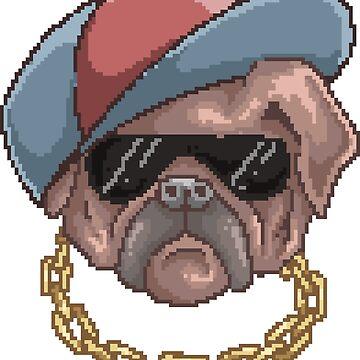 Pug Life by flipper42