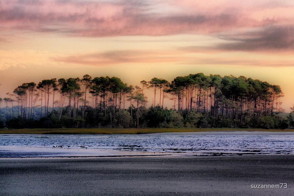 Sunrise at Waites Island by suzannem73