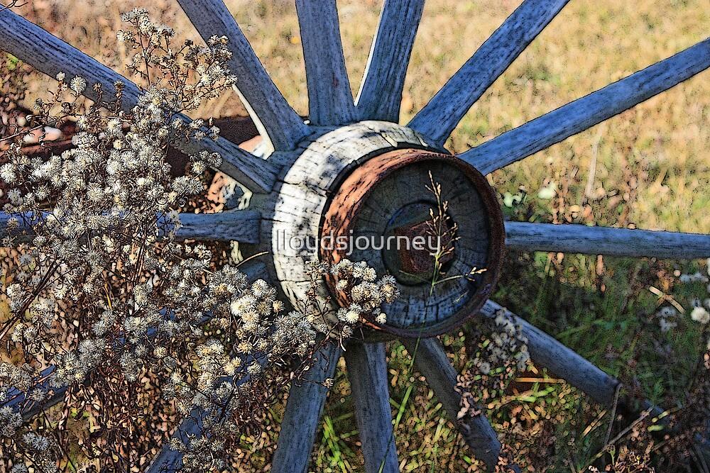 Just a Wheel? by lloydsjourney