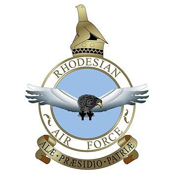 Rhodesian Air Force Emblem by CarterCooper