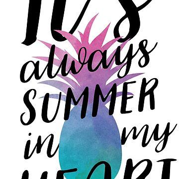 Summer in my Heart by Happy-Bird