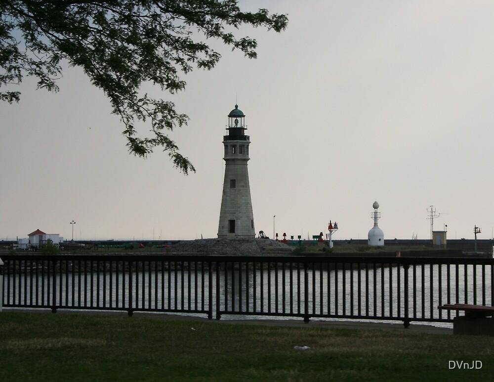 Erie Basin Lighthouse by DVnJD