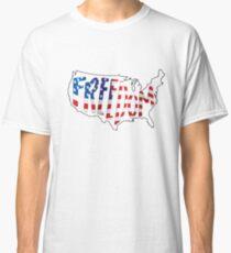 Freedom - USA Classic T-Shirt