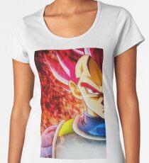 Flames Women's Premium T-Shirt