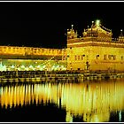Golden Temple by Dr. Harmeet Singh