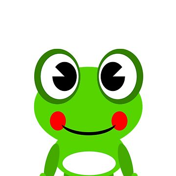 This is my costume I'm a Frog - Cute Halloween by Discofunkster
