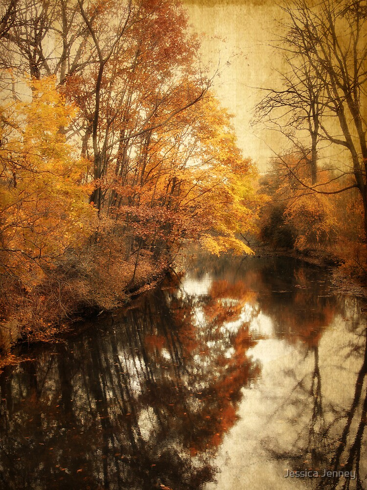 Autumn's Glow by Jessica Jenney