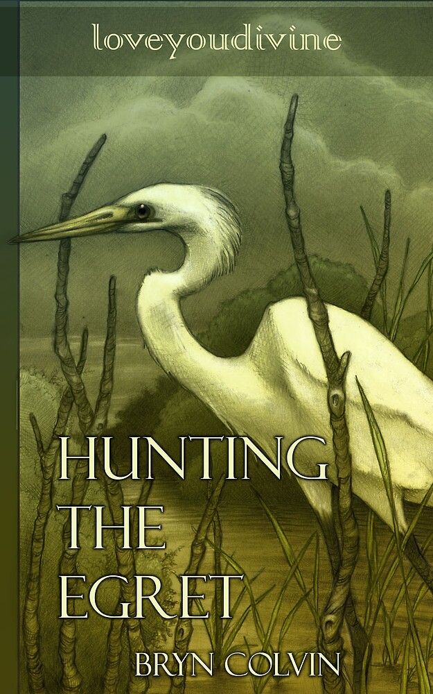 Hunting the Egret by Copperage