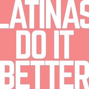 Latinas do it better by Lightfield