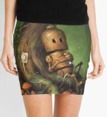 Charging Mini Skirt