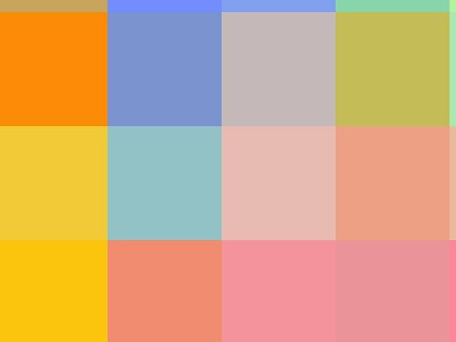 colour balance by designstewdio