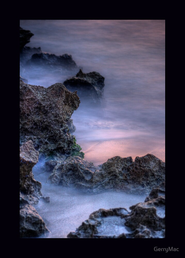 Bathing in the Dusk Light... by GerryMac