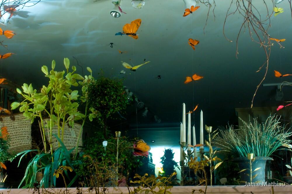 Window Aquarium  by Jamie Mathiau